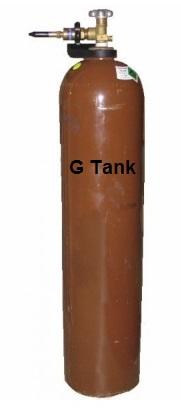 Helium Tank G