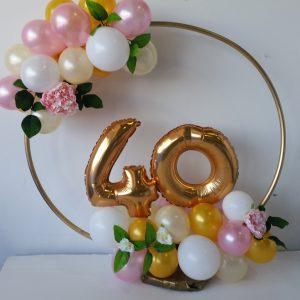 40th Hoop