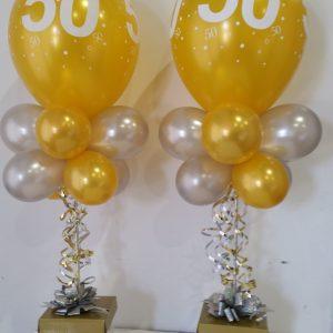 50th in a Box